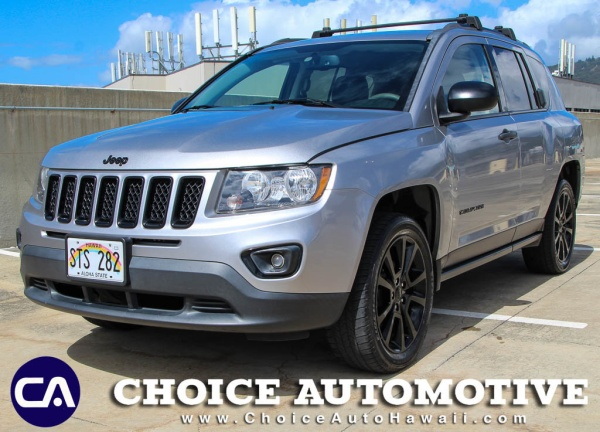 2015 Jeep Compass Altitude