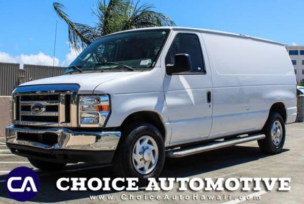 2013 Ford Econoline Cargo Van in Honolulu, HI