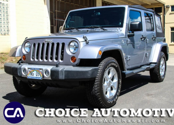 2013 Jeep Wrangler in Honolulu, HI