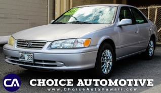 Used 2001 Toyota Camry CE Automatic For Sale In Honolulu, HI