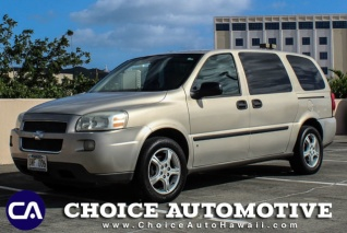 2008 Chevrolet Uplander Ls Lwb For In Honolulu Hi