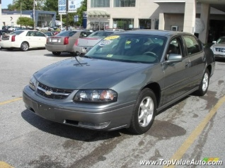 Used 2005 Chevrolet Impalas For Sale Truecar