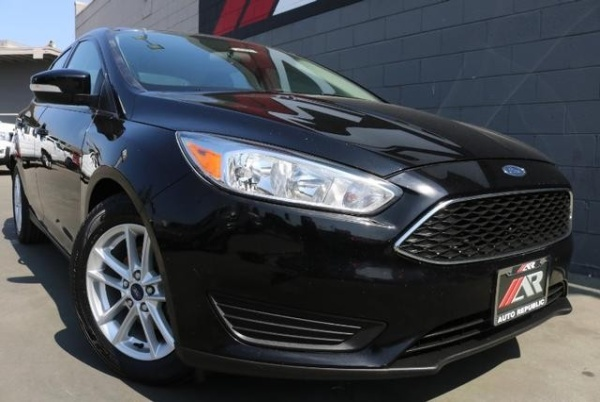 2016 Ford Focus in Cypress, CA
