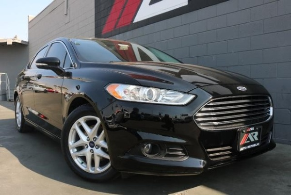 2016 Ford Fusion in Cypress, CA