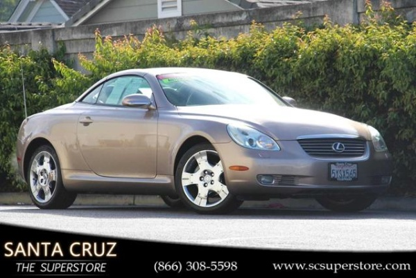 2002 Lexus SC in Santa Cruz, CA