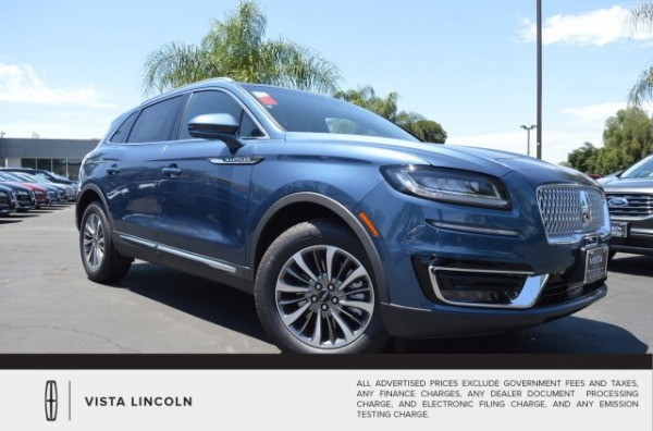 2019 Lincoln Nautilus in Woodland Hills, CA