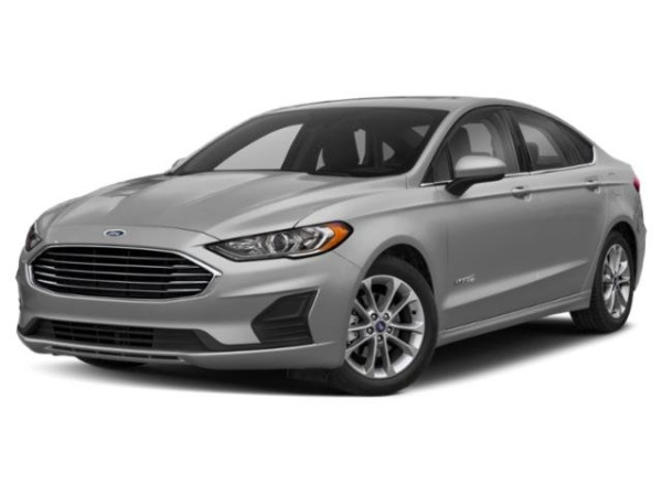 2020 Ford Fusion in Woodland Hills, CA