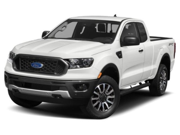2019 Ford Ranger in Woodland Hills, CA