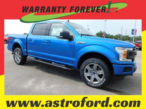 2019 Ford F-150 in D'Iberville, MS