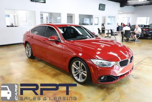 2016 BMW 4 Series in Orlando, FL