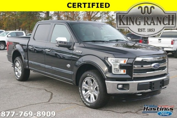2015 Ford F-150 in Greenville, NC