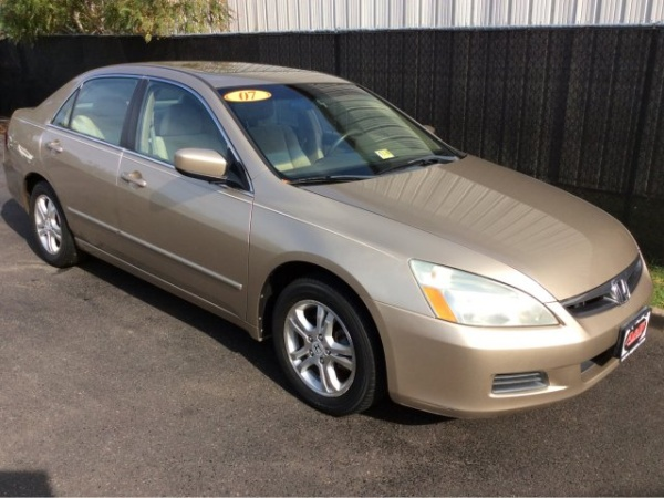 2007 Honda Accord in Virginia Beach, VA