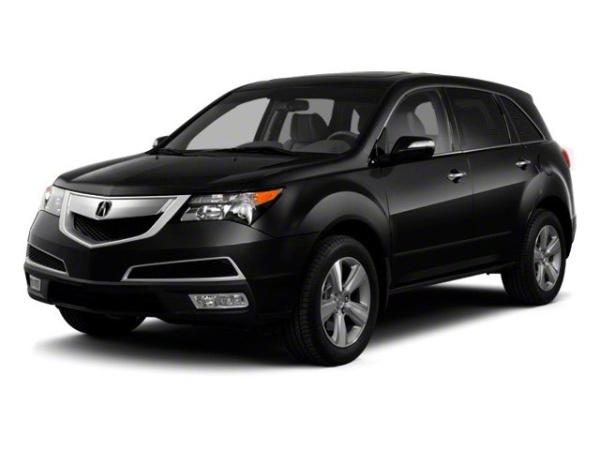 2012 Acura MDX SH-AWD w/Tech w/RES