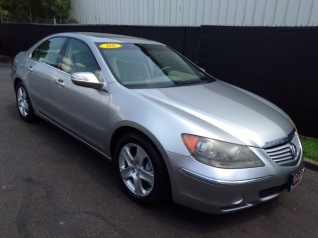 Acura Rl For Sale >> Used Acura Rl For Sale Search 95 Used Rl Listings Truecar