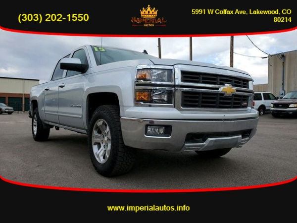 2015 Chevrolet Silverado 1500 in Lakewood, CO