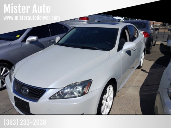 2007 Lexus IS in Lakewood, CO