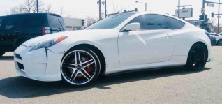 2017 Hyundai Genesis Coupe 2 0t I4 Manual For In Denver Co