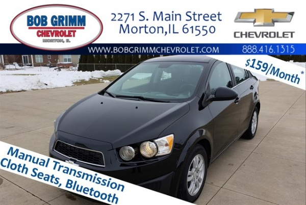 used chevrolet sonic for sale in peoria il u s news world report. Black Bedroom Furniture Sets. Home Design Ideas