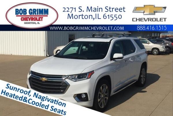 2019 Chevrolet Traverse in Morton, IL