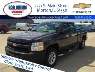 Used 2010 Chevrolet Silverado 1500 Work Truck Extended Cab Standard Box 2WD  For Sale In Morton