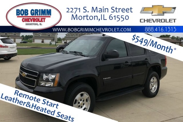 used chevrolet tahoe for sale in galesburg il u s news world report. Black Bedroom Furniture Sets. Home Design Ideas