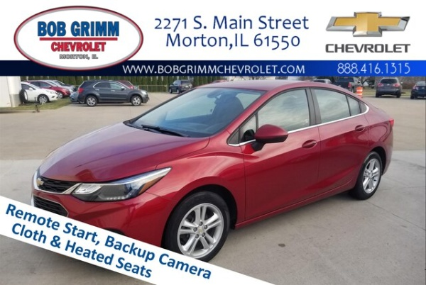 2017 Chevrolet Cruze in Morton, IL
