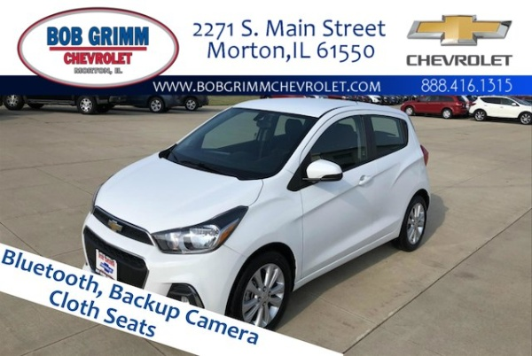 used chevrolet spark for sale in bloomington il u s news world report. Black Bedroom Furniture Sets. Home Design Ideas