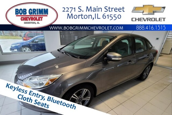 2014 Ford Focus in Morton, IL