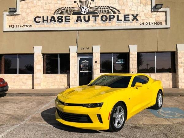 2017 Chevrolet Camaro in Lancaster, TX