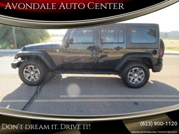 2012 Jeep Wrangler in Avondale, AZ