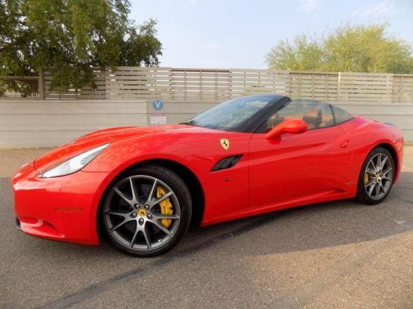 2010 Ferrari California Standard