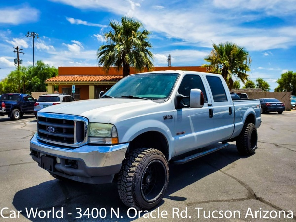 2004 Ford Super Duty F-250 in Tucson, AZ