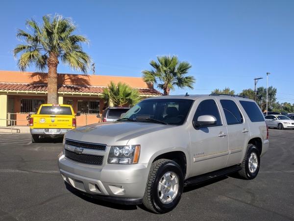 2008 Chevrolet Tahoe in Tucson, AZ