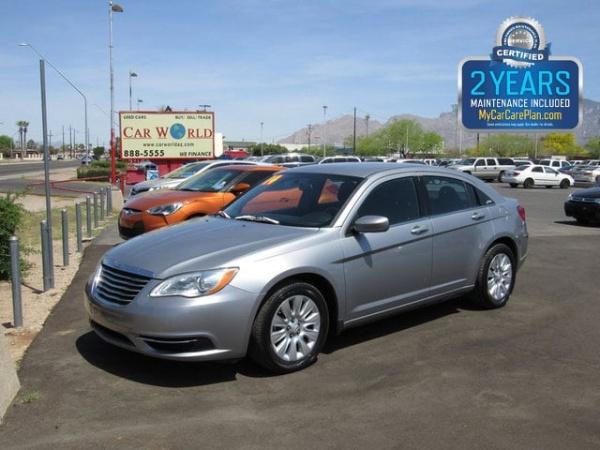 2014 Chrysler 200 in Tucson, AZ