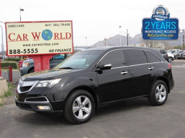 2010 Acura MDX with Technology Package