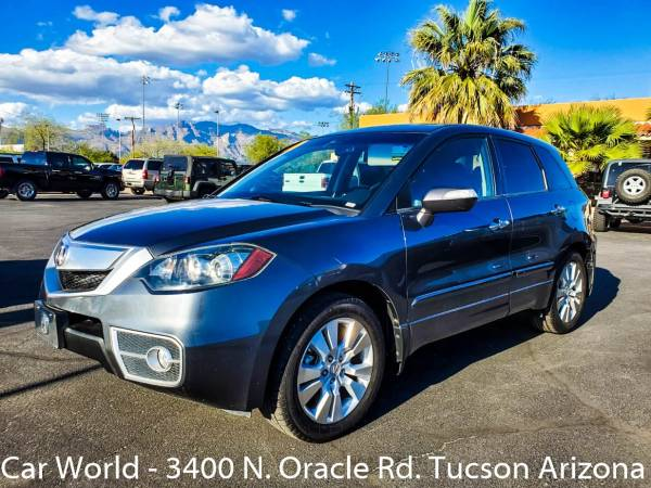 2010 Acura RDX AWD with Technology Package