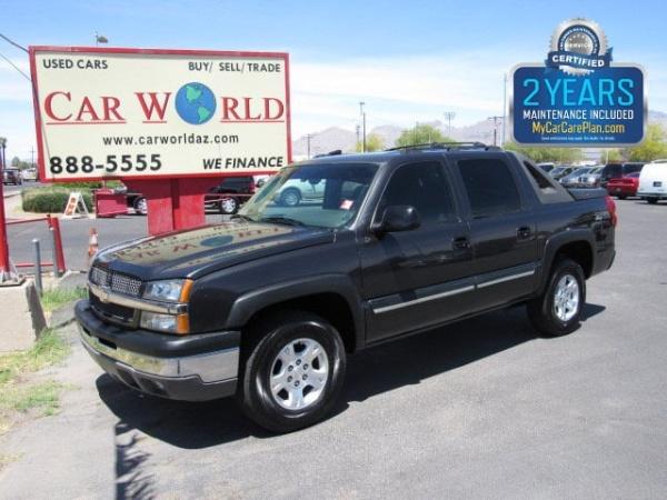 Used Cars And Trucks In Tucson Az