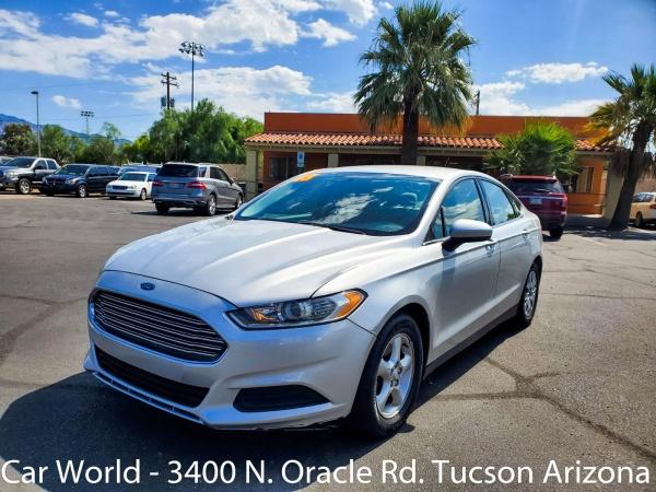 2013 Ford Fusion in Tucson, AZ
