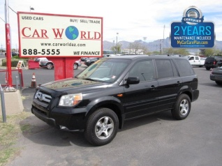 2007 Honda Pilot Ex L Fwd For In Tucson Az
