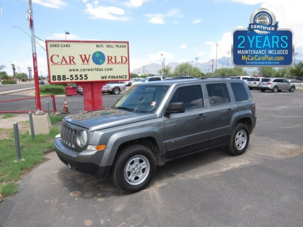 2013 Jeep Patriot in Tucson, AZ