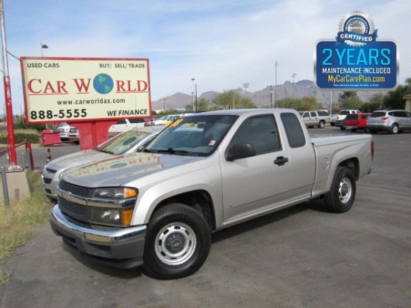 2008 Chevrolet Colorado In Tucson Az
