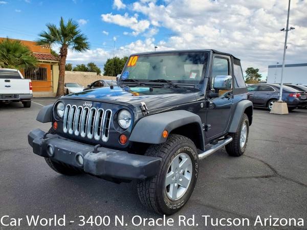 2010 Jeep Wrangler in Tucson, AZ