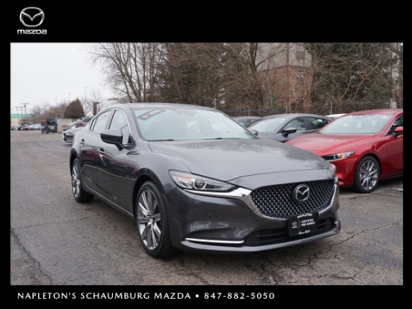 2018 Mazda Mazda6 in Schaumburg, IL