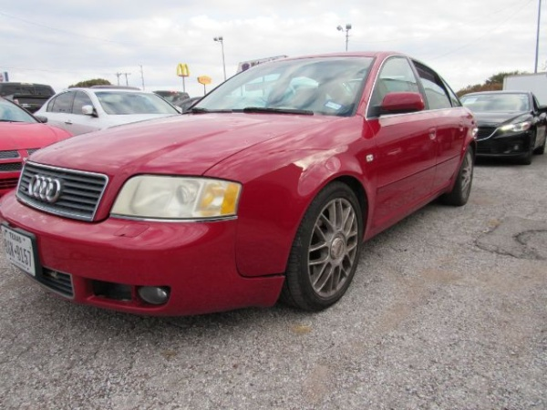 2002 Audi A6 in Midwest City, OK