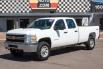 2013 Chevrolet Silverado 3500HD WT Crew Cab Long Box DRW 4WD for Sale in Tucson, AZ