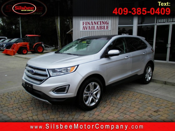 2018 Ford Edge in Silsbee, TX