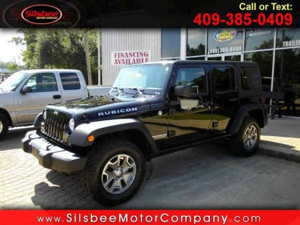 2015 Jeep Wrangler in Silsbee, TX