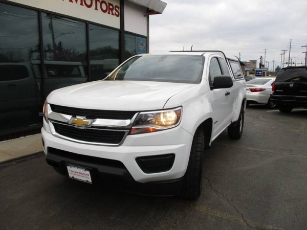 2017 Chevrolet Colorado In Raytown Mo