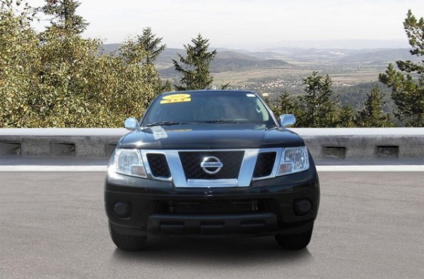 2016 Nissan Frontier SV Crew Cab 2WD Auto SWB For Sale in