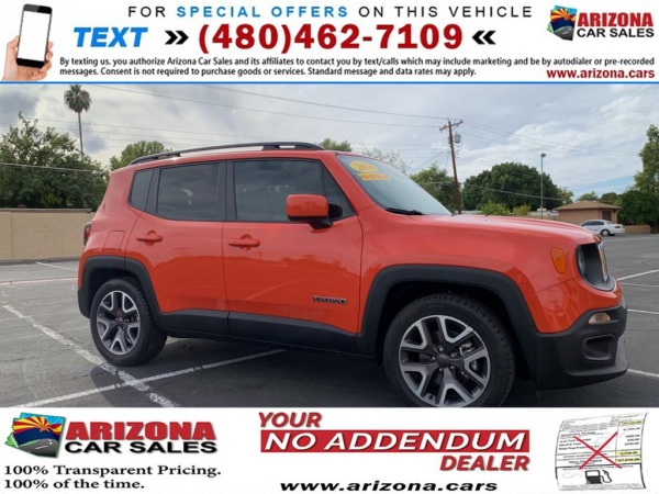 2016 Jeep Renegade in Mesa, AZ